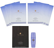 TATCHA Luminous Deep Hydration Firming Serum & 6 Sheet Masks - A279212