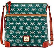Dooney & Bourke NFL Jets Crossbody - A285712