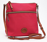 Dooney Bourke Nylon Crossbody Handbag A296312