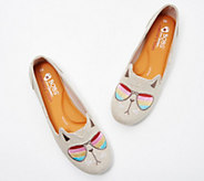 Skechers BOBs Slip-On Shoes - Kool Kat - A349712