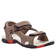 Propet Adjustable Quarter Strap Walking Sandals - Elon - A423512