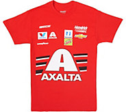 Dale Earnhardt Jr and Axalta Racing T-Shirt - A302713