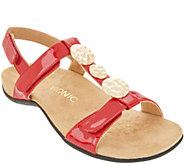 Vionic Embellished Sandals - Farra - A305013