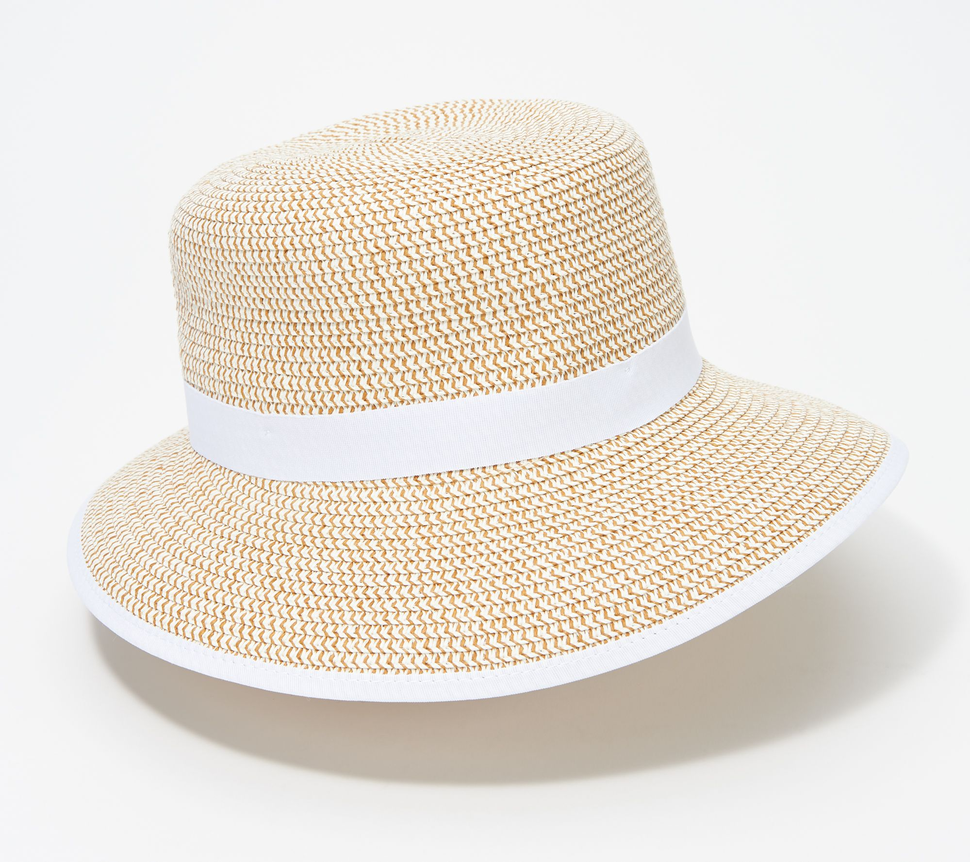 54184b73e Physicians Endorsed UPF 50+ Sunchaser Adjustable Hat — QVC.com