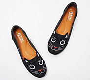 Skechers BOBs Slip-On Shoes - Catitude - A349713