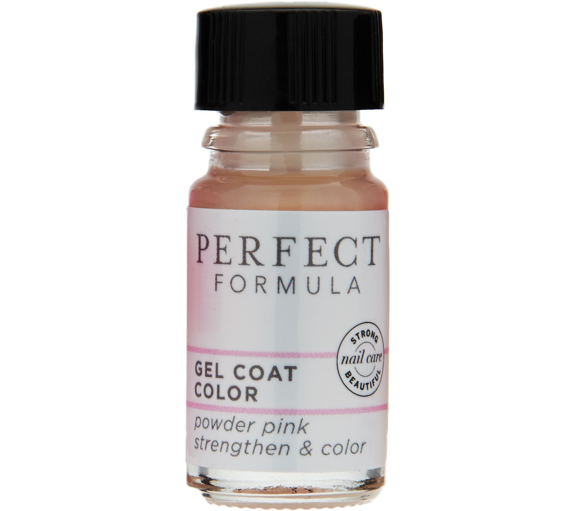 Perfect Formula 5-piece Gel Coat Collection w/ File - Page 1 — QVC.com