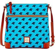 Dooney & Bourke NFL Panthers Crossbody - A285714