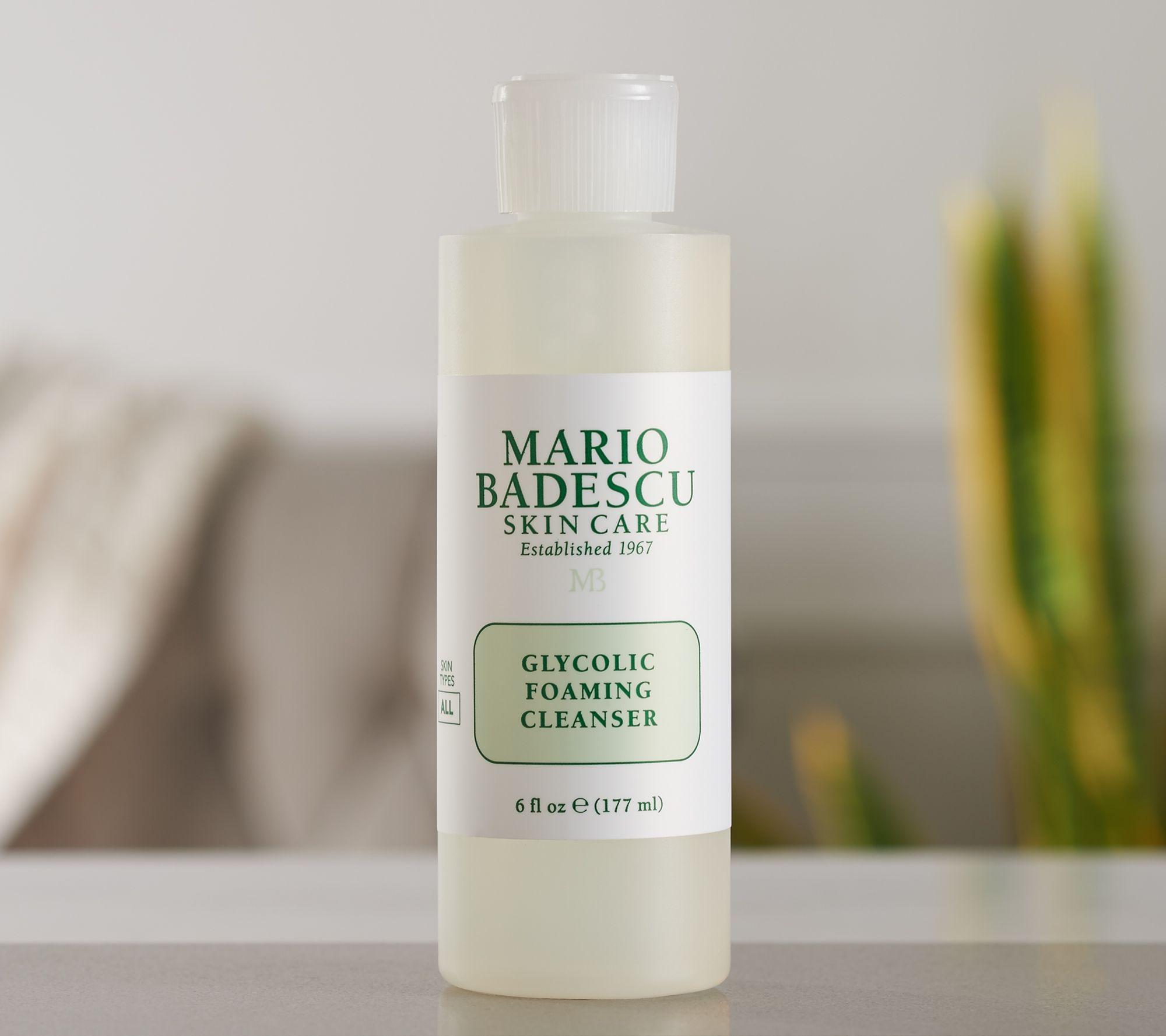 Mario Badescu Skin Care Glycolic Foaming Cleanser Qvc Com