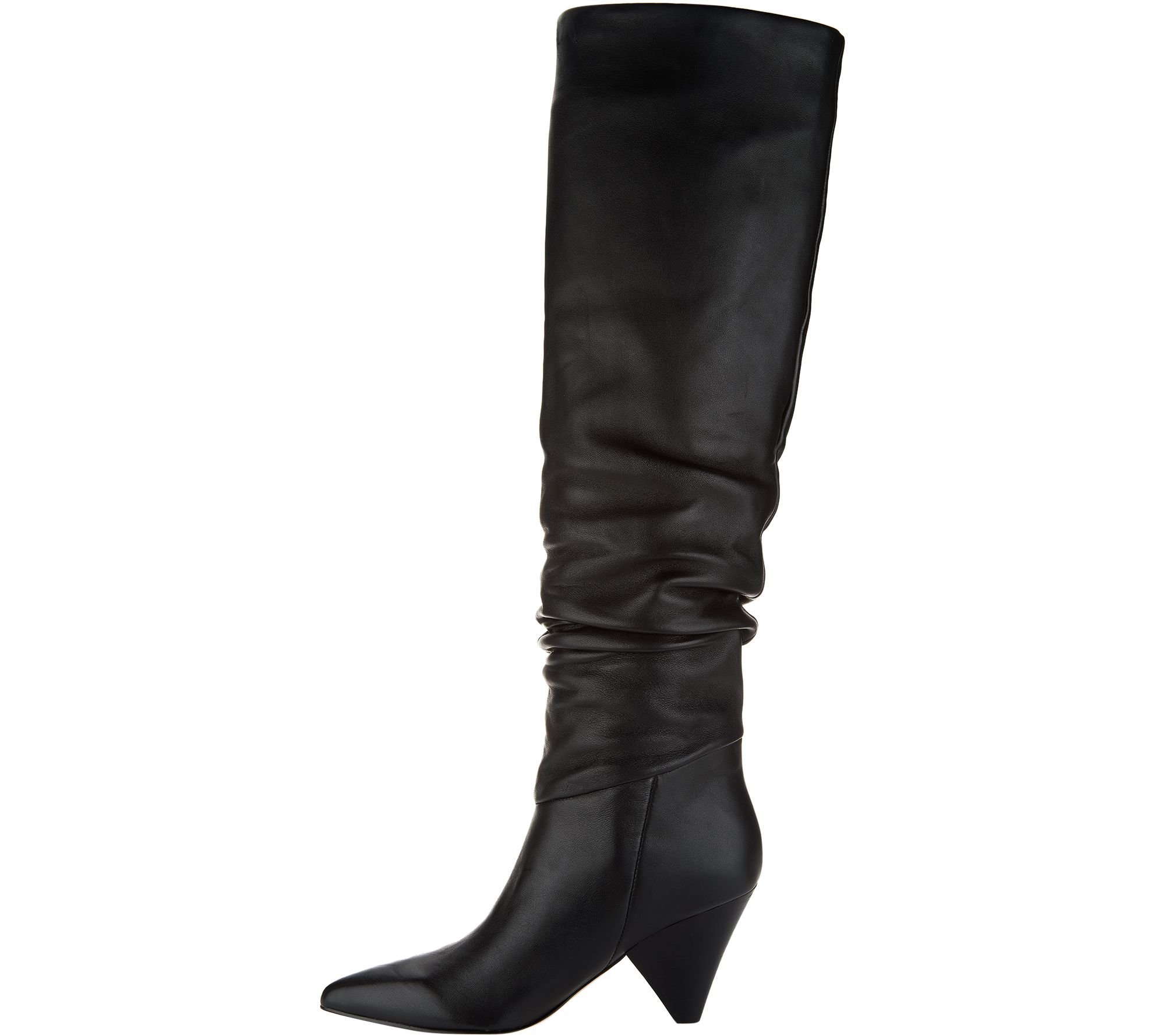 Marc Fisher Leather Slouch Tall Shaft Boots - Pagie shopping online free shipping low shipping fee cheap online sale high quality best wholesale for sale 100% authentic sale online wCmFtp