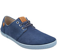 FLY London Mens Suede Lace Up Shoes - Sesh - A304914