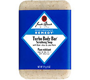 Jack Black Turbo Body Bar Scrubbing Soap, 6 oz - A361014