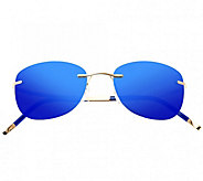 Breed Adhara Polarized Titanium Sunglasses - A413914