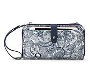 Sakroots Print Coated Canvas Large Smartphone Crossbody Bag - A422114