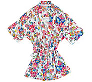 Vera Bradley Heather Wrap Robe - A444414