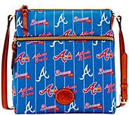 Dooney & Bourke MLB Nylon Braves Crossbody - A281515