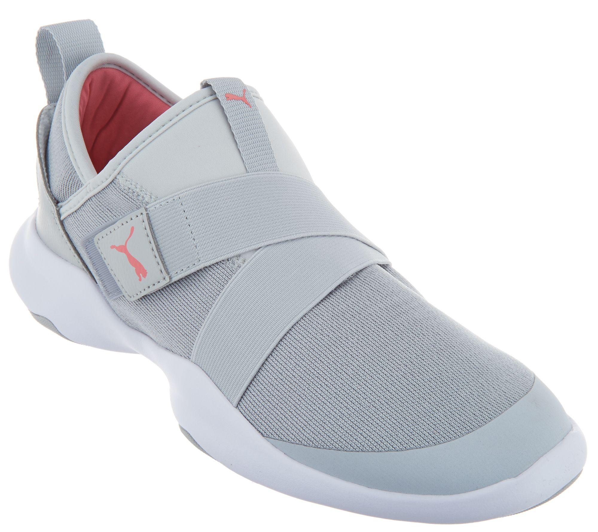 1c8e3d2c448 Puma Mesh Slip-On Sneakers - Dare AC - Page 1 — QVC.com