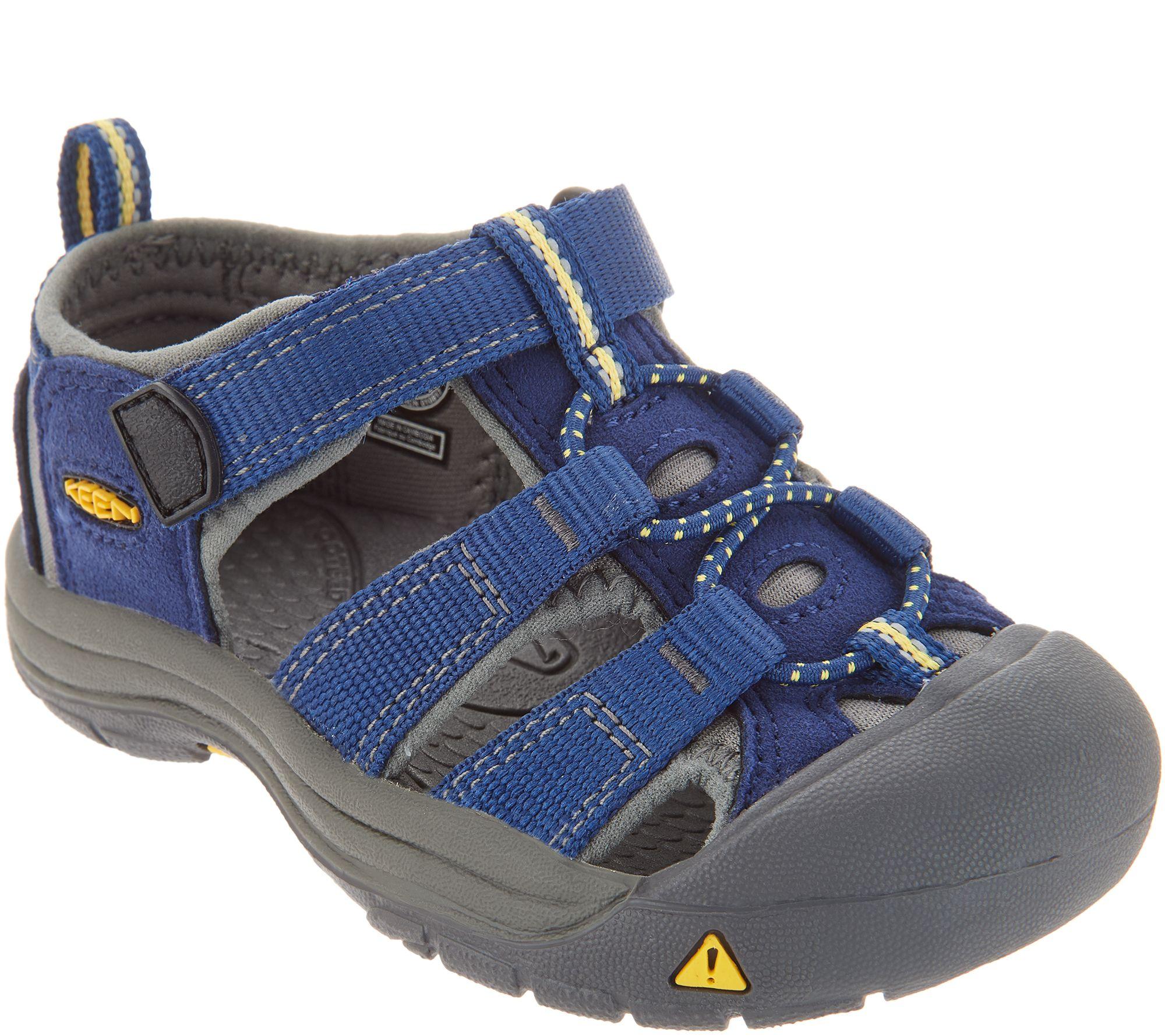 7efa1c55b1b6b KEEN Boys Sport Sandals Newport H2 Toddler — QVC.com
