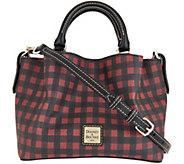 Dooney & Bourke Westwood Coated Cotton Mini Barlow Handbag - A346515
