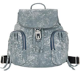 Aimee Kestenberg Leather Backpack - Dominica