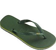 Havaianas Mens Flip Flop Sandals - Brazil - A358016