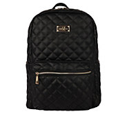 Sandy Lisa St. Tropez Quilted Backpack - A413816