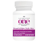 Natures Code ONE 30day Hair, Skin, and Nails Supplement - A263617