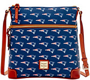 Dooney & Bourke NFL Patriots Crossbody - A285717