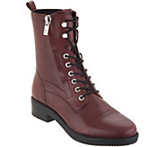 Marc Fisher Lace-up Boots - Uleesa - A343017