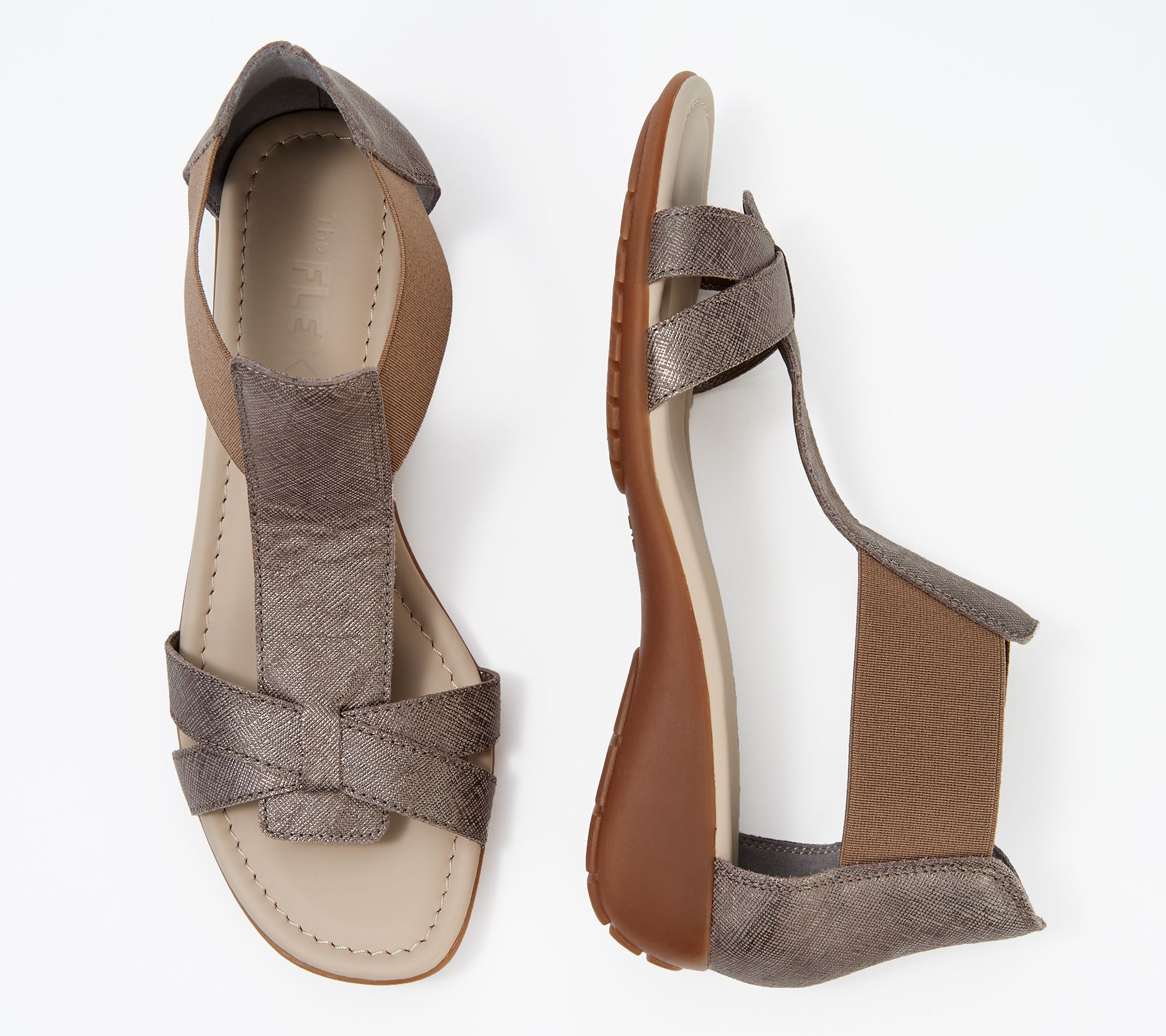 Leather — The Band Strap T Flexx Together Sandals BorWdxeC