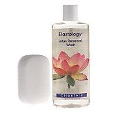 Clientele Elastology Lotus Renewal Wash with Spge - A139118