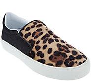 Marc Fisher Leopard or Velvet Slip-On Shoes - Calie - A295018