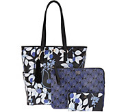 DENA North/South Shopper with Lanyard, Pouch, & Wallet - A296618