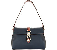 Dooney & Bourke Pebble Leather Libby Shoulder Bag - A342818