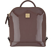 Dooney & Bourke Patent Leather Pod Backpack - A346518