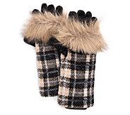 MUK LUKS Womens 3-in-1 Gloves - A416318