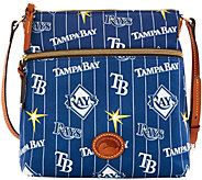 Dooney & Bourke MLB Nylon Rays Crossbody - A281519