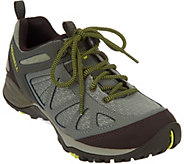 Merrell Leather & Mesh Lace-up Hiking Sneakers - Siren Sport Q2 - A288419
