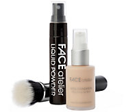 FACE Atelier The Flawless Face Foundation Set with Brush - A301119