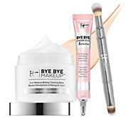 IT Cosmetics ITs Your Skin Transforming Cleanse & Conceal Trio - A304019