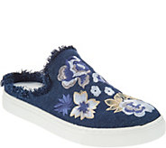 Sole Society Slip-On Mules -Belynda - A305019
