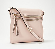 Vince Camuto Leather Crossbody Bag - Lonie - A347119