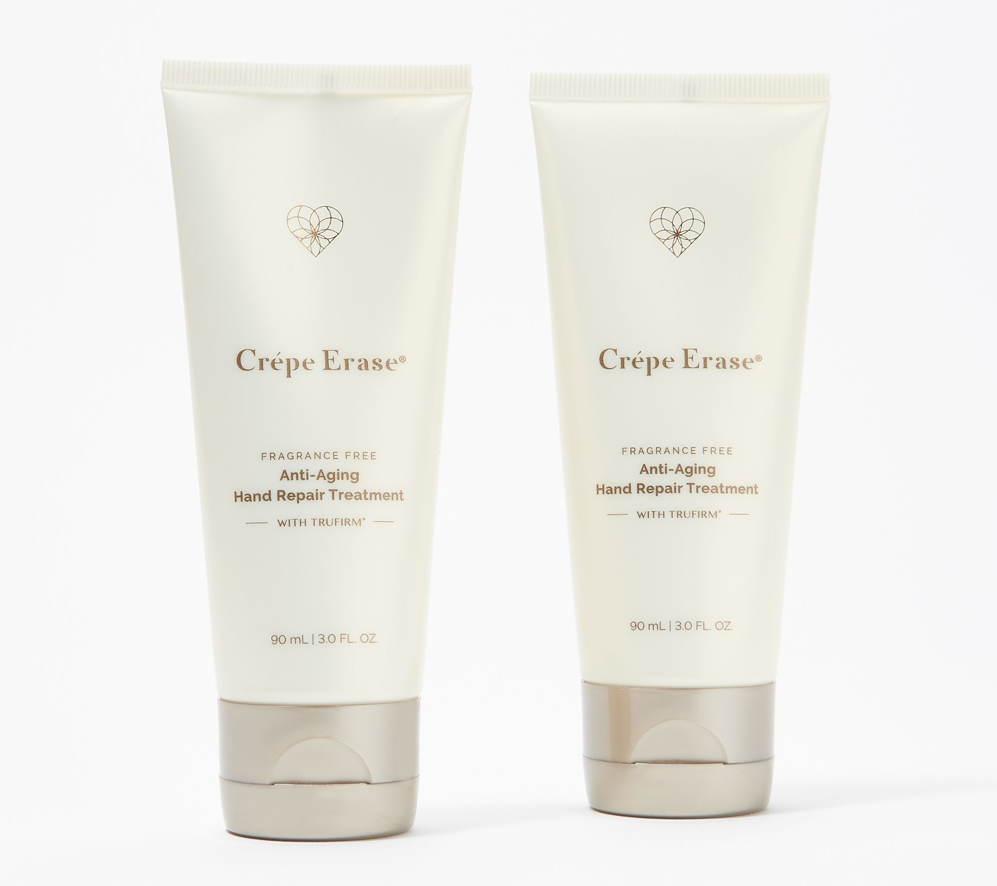 Crepe Erase Anti Aging Hand Repair Treatment Duo Qvc Com