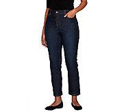 Liz Claiborne New York Jackie Ankle Jeans - A264120