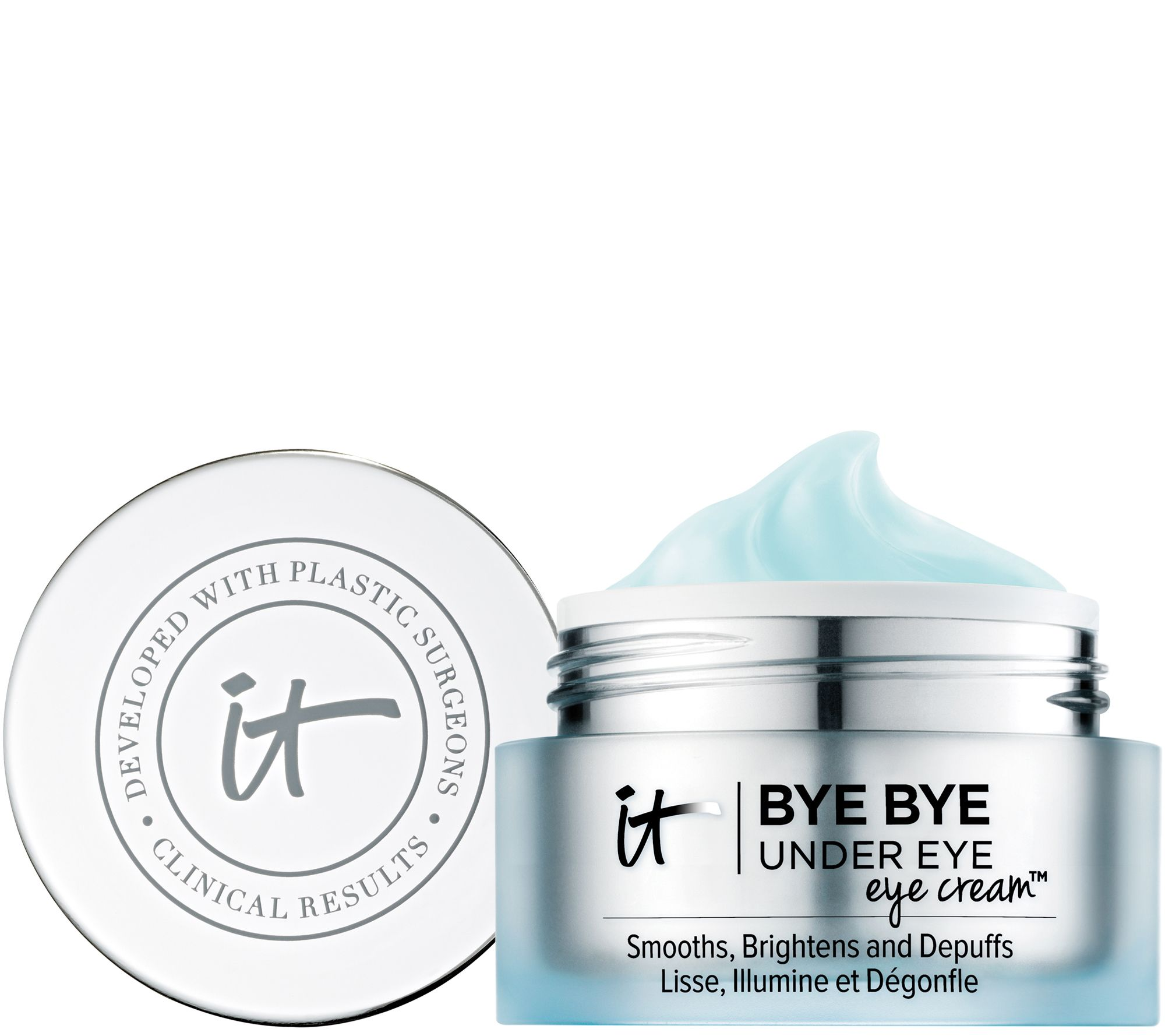 IT Cosmetics Bye Bye Under Eye Anti-Aging Treatment Eye Cream - Page 1 —  QVC.com e0f8a42742e1