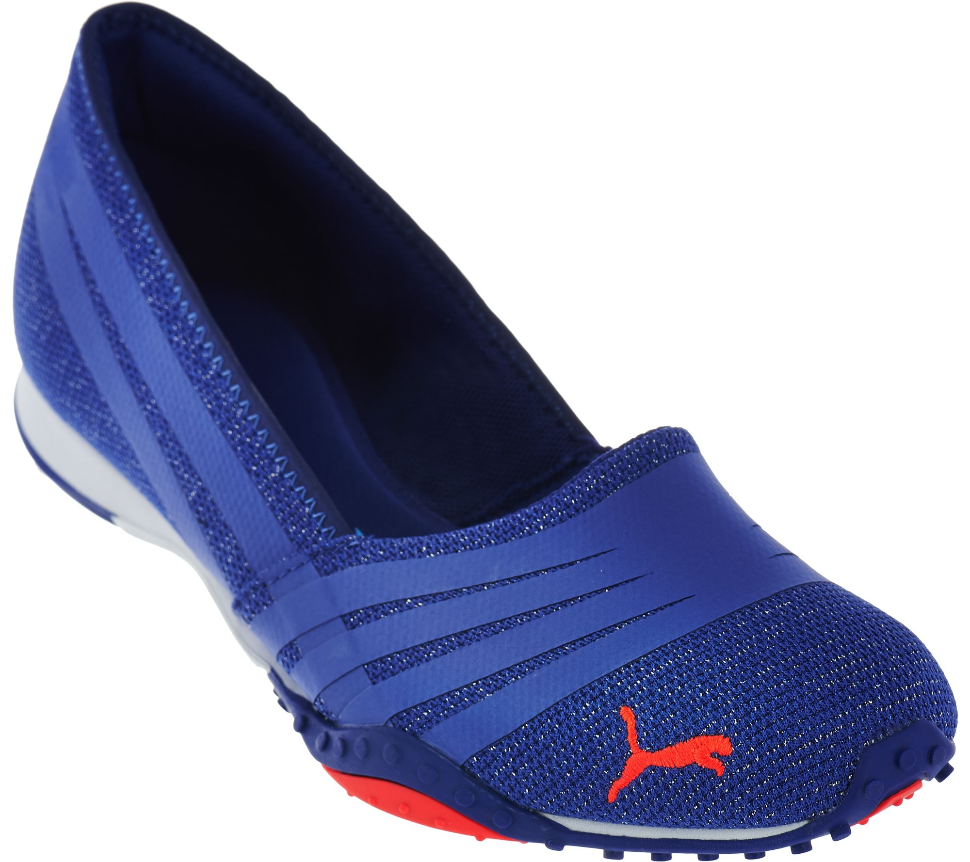 PUMA Form Fitting Slip-on Sneakers - Asha Alt 2 - Page 1 — QVC.com c0f07bfca