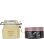 Josie Maran Whipped Argan Body Butter & Sugar Scrub in Gardenia - A310820