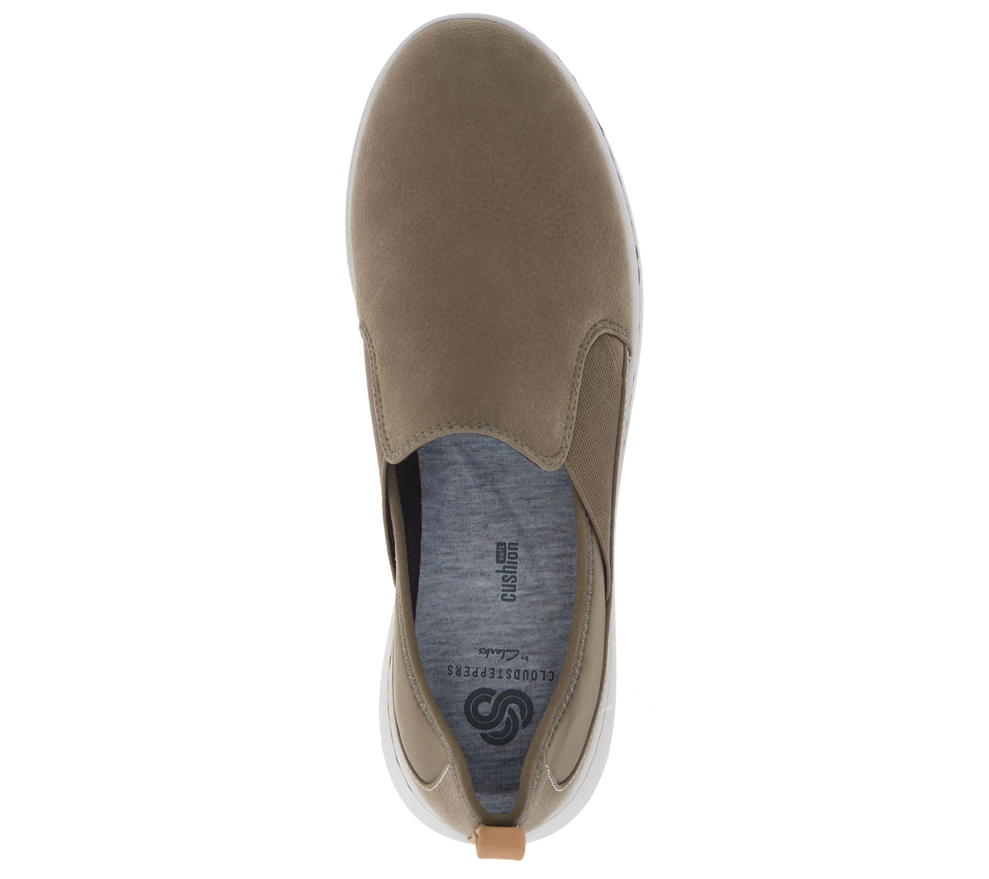 9030c600d7a CLOUDSTEPPERS by Clarks Slip-on Shoes - Step Move Jump - Page 1 — QVC.com