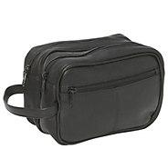 Le Donne Leather Unisex Tolietry Bag - A413320
