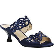 J. Renee Low Heel Sandals - Francie - A414320
