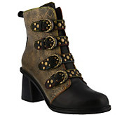 LArtiste by Spring Step Leather Boots - Wonderland - A414820